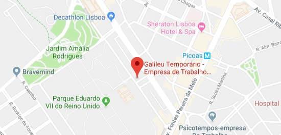 Grupo Galileu RH Lisboa